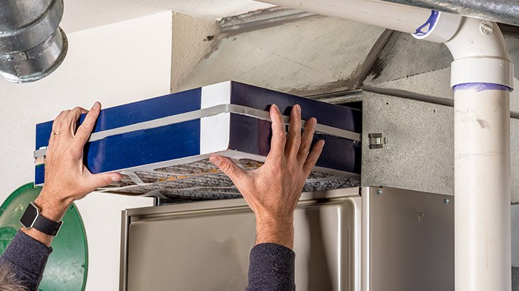 HOW DO I KNOW IF MY FURNACE FILTER NEEDS TO BE REPLACED