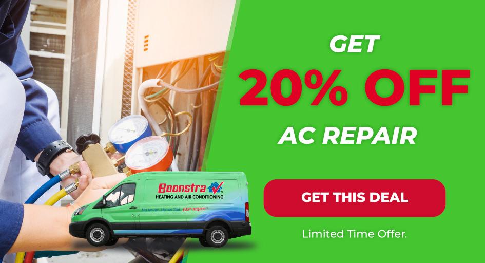 Save 20% on Air Conditioner Repair in Hamilton & Area