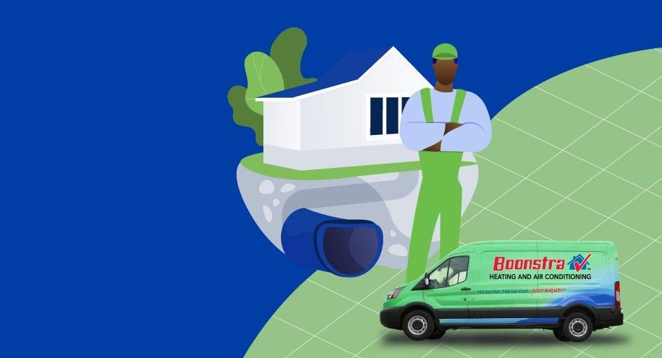 Home drain repair service