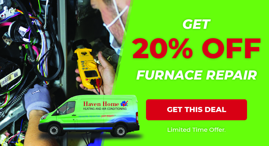 20% Off Furnace Repair in Kingston & Area