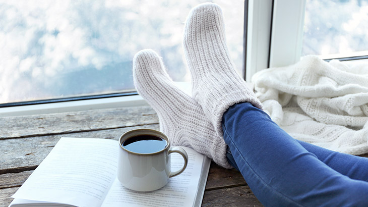 TIPS FOR SURVIVING COLD CANADIAN WINTERS