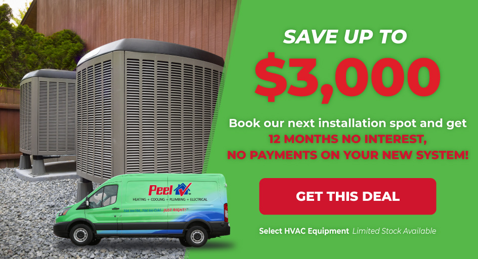 Make no payments no interest on new AC & furnace combo for 12 months