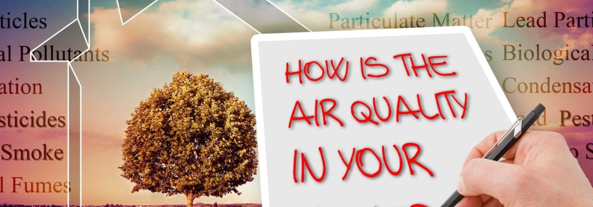 questioning air quality in your home